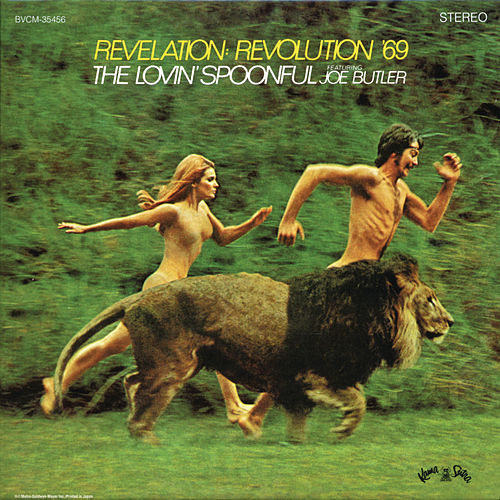 Revelation: Revolution '69 von The Lovin' Spoonful