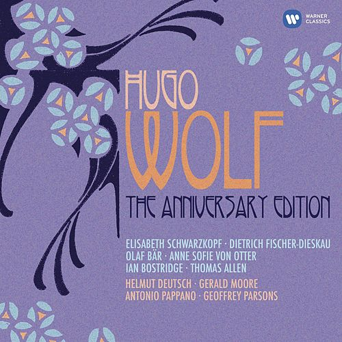 Hugo Wolf - The Anniversary Edition by Various Artists