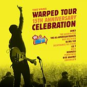 Warped 15th Anniversary Celebration von Various Artists