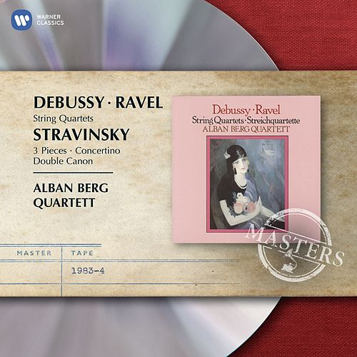 Ravel/Debussy: String Quartets by Alban Berg Quartet