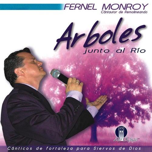 Arboles Junto Al Rio by Fernel Monroy