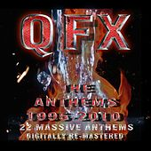 The Anthems 1995-2010 by Qfx