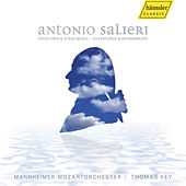 Salieri, A.: Overtures and Stage Music by Thomas Fey