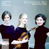 French Piano Trios by Boulanger Trio