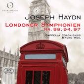 Haydn: Symphonies Nos. 94, 97 & 98 by Bruno Weil