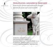 Mozart: Clarinet Concerto, K. 622 - Piano Quintet, K. 452 by Vladimir Ashkenazy