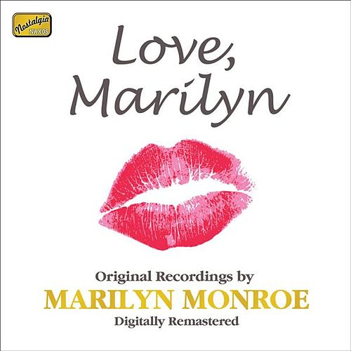 Love, Marilyn - Original Recordings by Marilyn Monroe (1953-1958) by Various Artists
