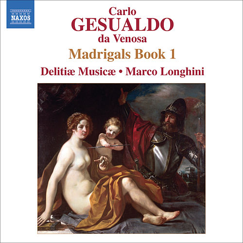 Gesualdo: Madrigals, Book 1 by Marco Longhini
