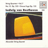 Beethoven: String Quartets Vol. 7 by Alexander String Quartet