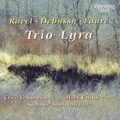 Ravel Debussy Faure by Erica Goodman