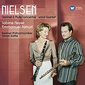 Nielsen: Clarinet & Flute Concertos, Wind Quintet by Various Artists