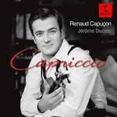 Capriccio - Works for Violin and Piano (Digital version) by Jerome Ducros