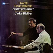 Dvorák: Piano Concerto. Schubert: Fantasy in C Major D760 'Wanderer' by Sviatoslav Richter