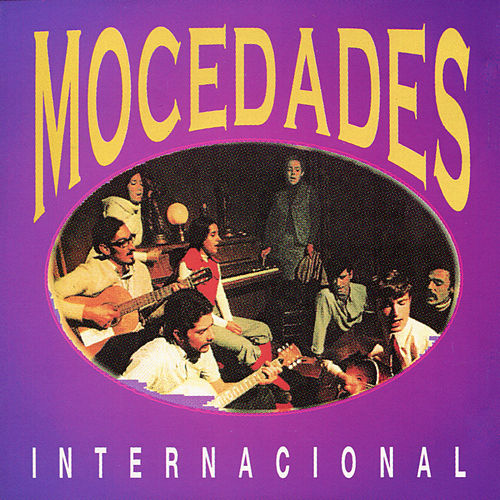 Internacional by Mocedades