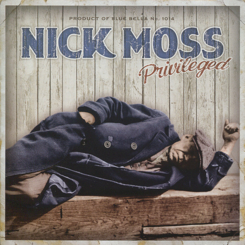 Privileged by Nick Moss