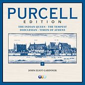 Purcell Edition Volume 2 : The Indian Queen, The Tempest, Dioclesian & Timon of Athens von Various Artists