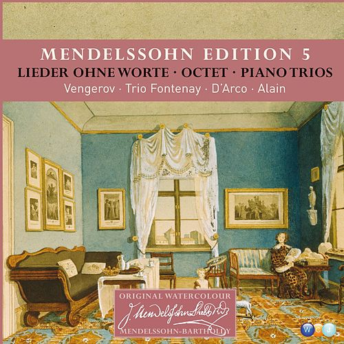 Mendelssohn Edition Volume 5 - Keyboard & Chamber Music by Various Artists