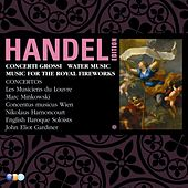 Handel Edition Volume 9 - Orchestral Music von Various Artists