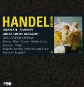 Handel Edition Volume 4 - Samson, Messiah & Arias from Rinaldo, Serse etc by Various Artists