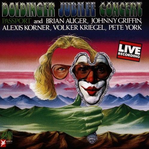 Doldinger Jubilee I von Klaus Doldingers Passport