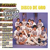 Disco de Oro Internacional Carro Show by Internacional Carro Show