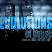 Nervous: Evolutions of House Mixed by Tony Humphries by