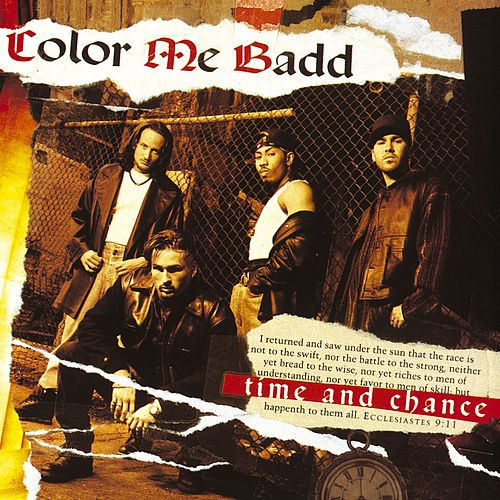 Time And Chance by Color Me Badd