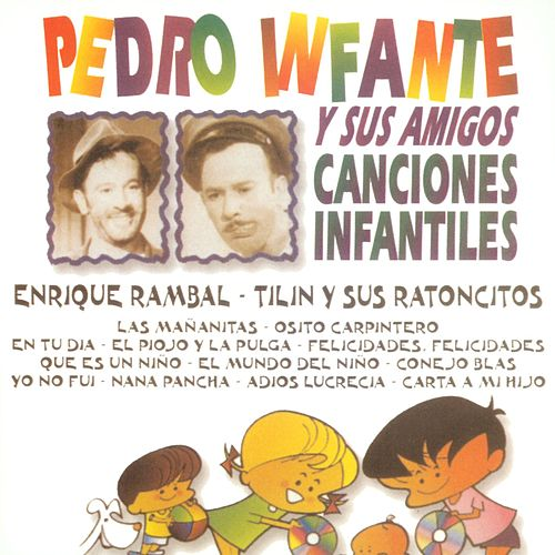 Canciones Infantiles by Various Artists