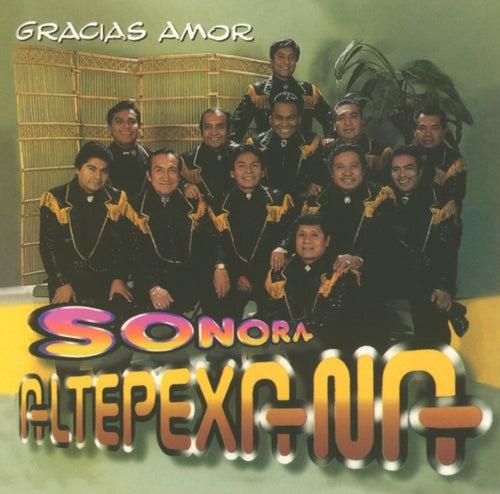 Gracias amor by Sonora Altepexana
