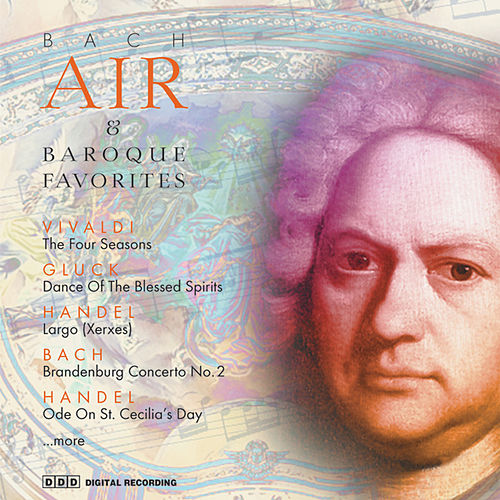 Baroque Favorites by Various Artists