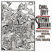 Carl Orff: Carmina Burana by Various Artists