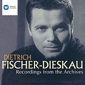 Dietrich Fischer-Dieskau: Recordings from the Archives by Various Artists