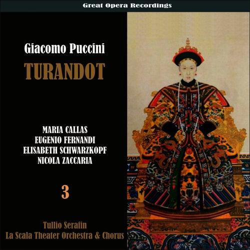 Puccini: Turandot [1957], Vol. 3 by Tullio Serafin