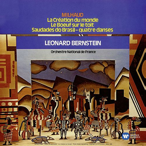 Milhaud - Orchestral Works by Various Artists