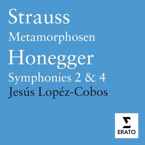 Honegger : Symphonies, etc by Orchestre de Chambre de Lausanne