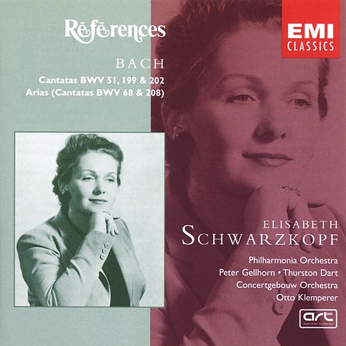 Bach: Cantatas by Various Artists