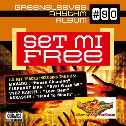 Greensleeves Rhythm Album #90: Set Mi Free by Various Artists