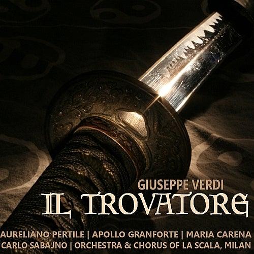 Verdi: Il Trovatore by Aureliano Pertile