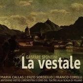 Spontini: La Vestale by Maria Callas