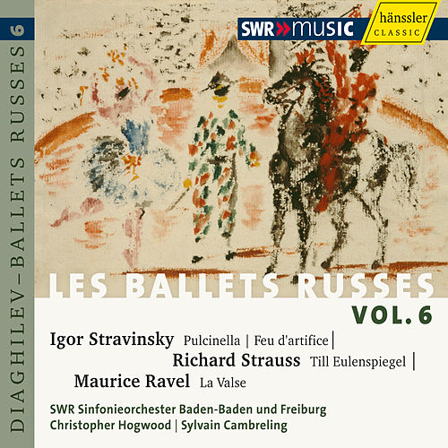 Les Ballets Russes, Vol. 6 by Various Artists