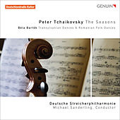 Tchaikovsky: The Seasons - Bartok: Transylvanian Dances - Romanian Folk Dances by Michael Sanderling