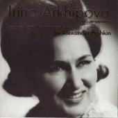 Scenes from the Russian operas by Irina Arkhipova