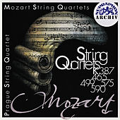 Mozart: String Quartets K. 387, 465, 499, 575, 590 by Prague String Quartet