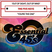 Out Of Sight, Out Of Mind / You're The One - Single by The Five Keys