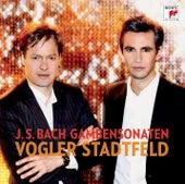 Bach: Gambensonaten by Martin Stadtfeld