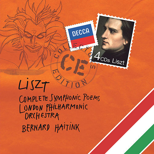 Liszt: Tone Poems by London Philharmonic Orchestra