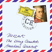 Mozart, W.A.: The String Quartets by Amadeus Quartet