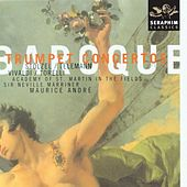 Baroque Trumpet Concertos by Various Artists