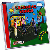 Learning Songs by Kidzup