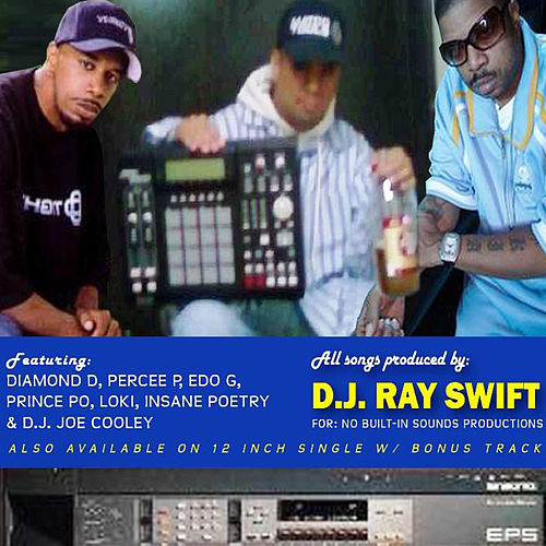 Rayswift and the Coast 2 Coast Legends by Various Artists